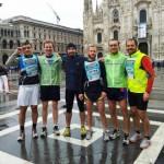 La squadra di Modena parte (?) per la stramilanina-ina