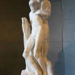 Michelangelo pietà rondanini - Terry Clinton