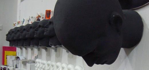 Porcellane dei progettisti inglesi di Humans (www.thenewenglish.co.uk), al Fuorisalone 2013.
