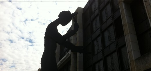 Hammering Man a Basilea