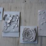 Quadri in ceramica a rilievo