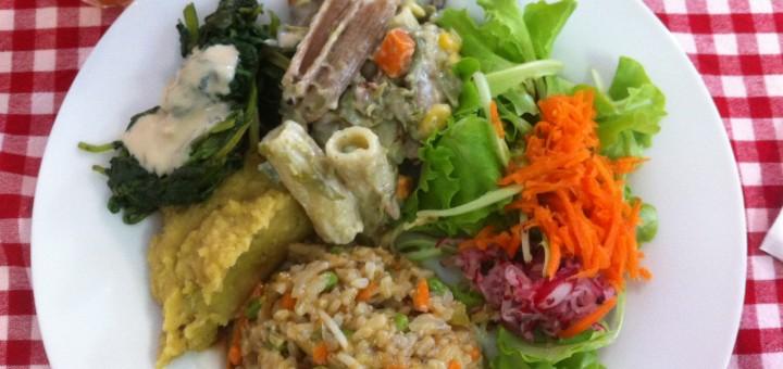 piatto macrobiotico