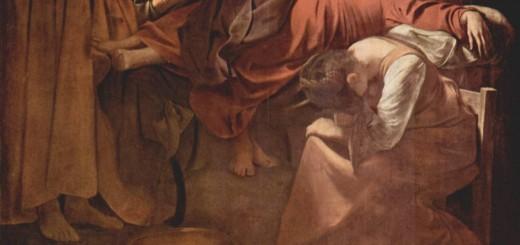 Caravaggio-madonna-morta