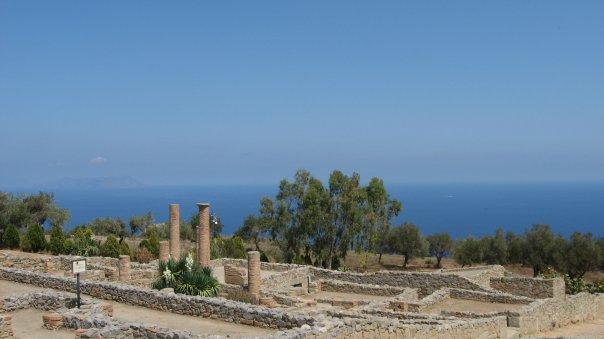sito archeologico Tindari