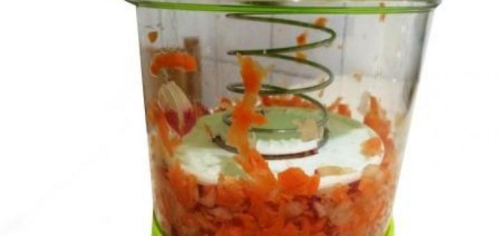 insalatini di carote daikon ravanello
