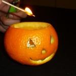 Accendere l'arancia...