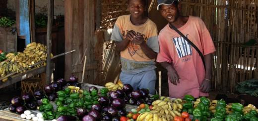 Mozambico-Muindi semi di sorriso