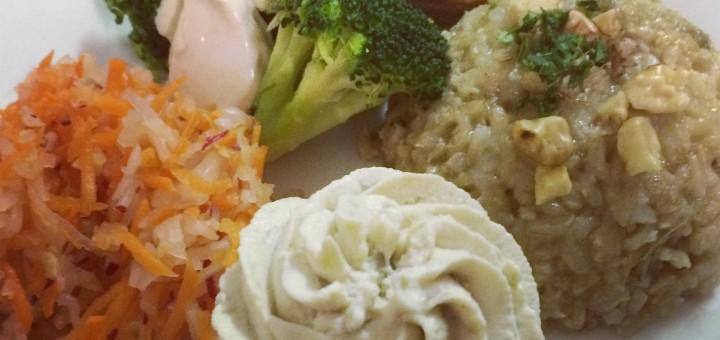 menù vegan-macrobiotico di natale