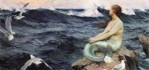 Una sirena di Charles Murray Padday
