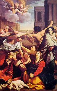 Guido Reni, La trage degli innocenti
