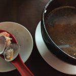 un cucchiaio di zuppa izu