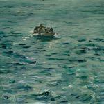 Édouard Manet La Fuga di Rochefort, 1881 circa Olio su tela, 79 x 72 cm Parigi, Musée d'Orsay © René-Gabriel Ojéda / RMN-Réunion des Musées Nationaux/ distr. Alinari