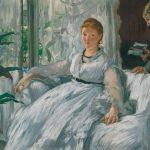Manet, La lettura, 1865-1873 Olio su tela, 61 x 73,2 cm Parigi, Musée d'Orsay © René-Gabriel Ojéda / RMN-Réunion des Musées Nationaux/ distr. Alinari