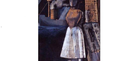 mario sironi - la venere dei porti - 1919