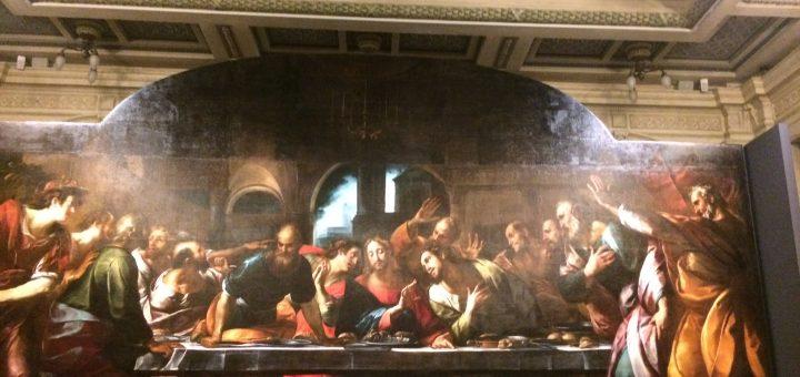 giulio Cesare Procaccini-Ultima cena